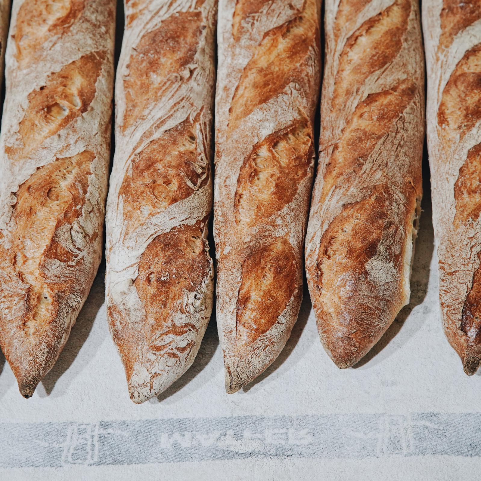 All of our Fresh Bread