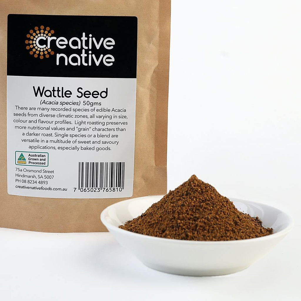 Herbs & Spices - Wattle Seed (Ground)