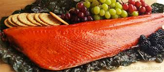 Hot Smoked Salmon - Christmas Orders (Deposit)