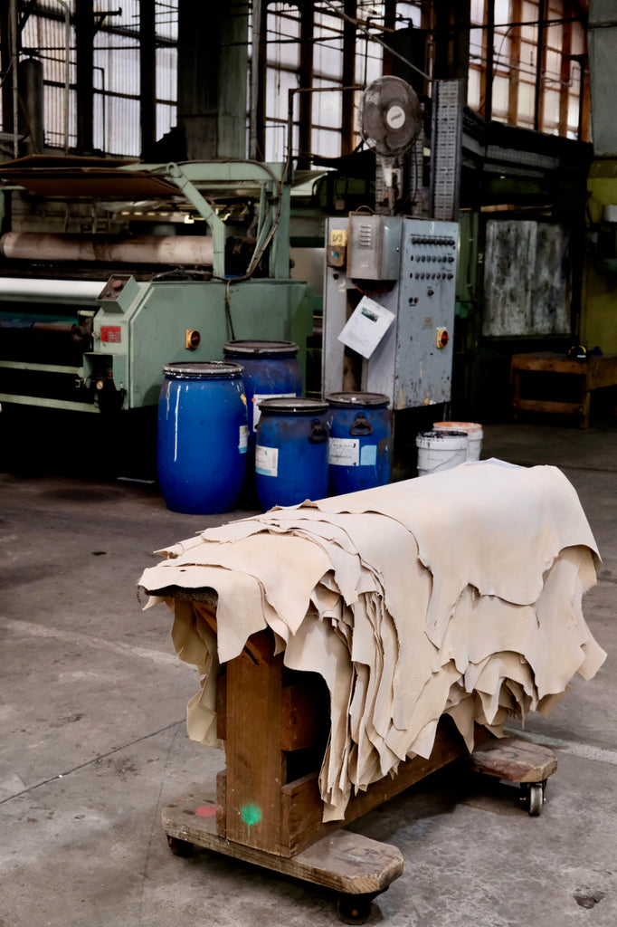 HOW LEATHER TANNING WORKS