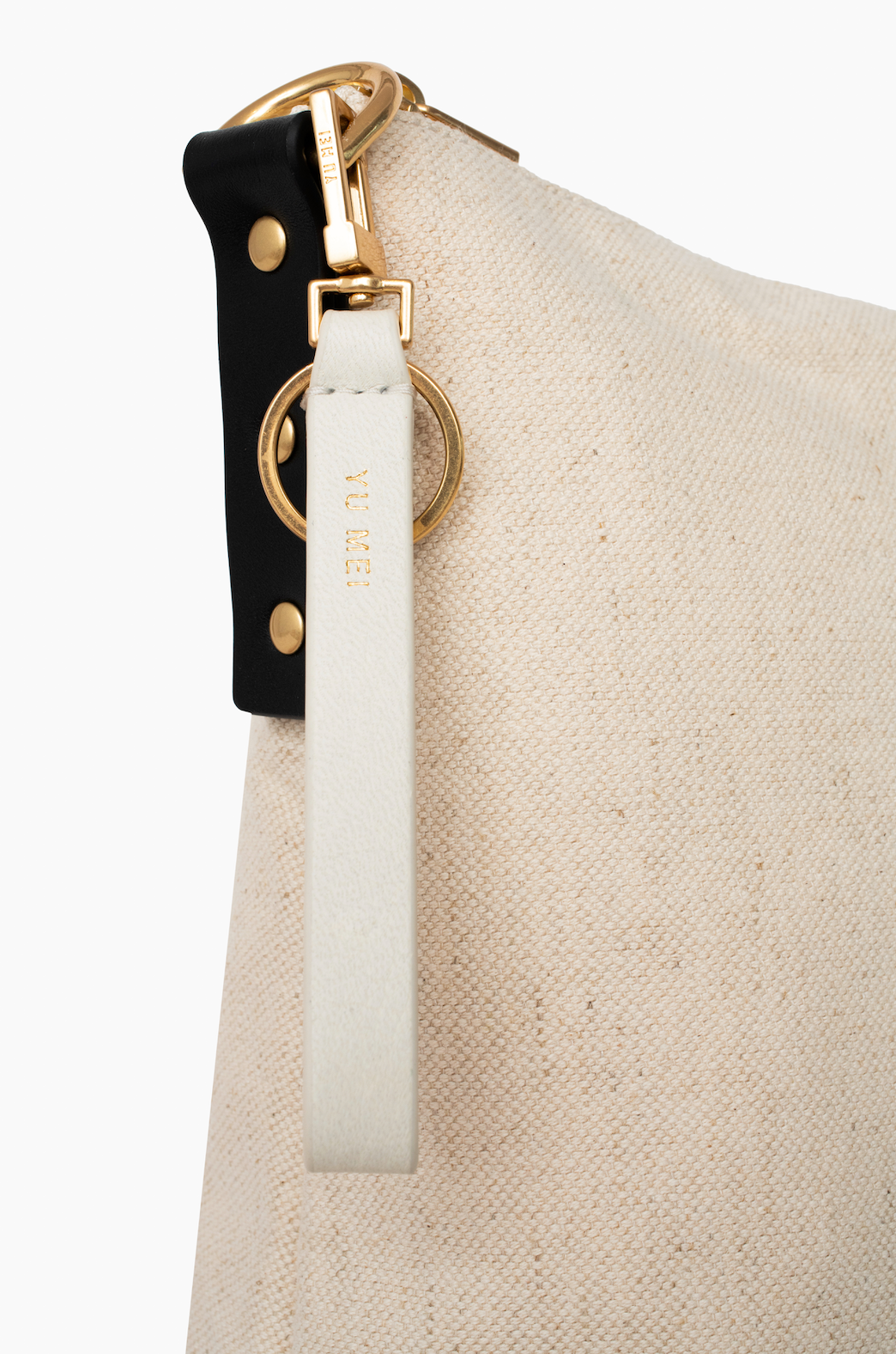 Key Fob | Stucco Deer Nappa