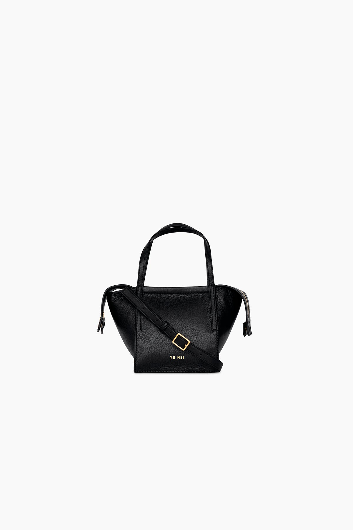 Milly Bag | Black Deer Nappa