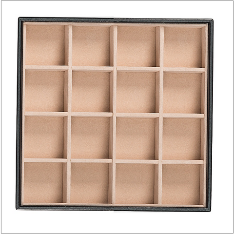 Stackable Jewelry Tray Organizer - 32 Slot