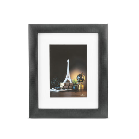 8x10 Picture Frame with Stand & Mat