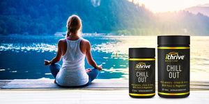 iThrive Chill Out - Help Sleep and Relieve Mild Stress & Anxiety