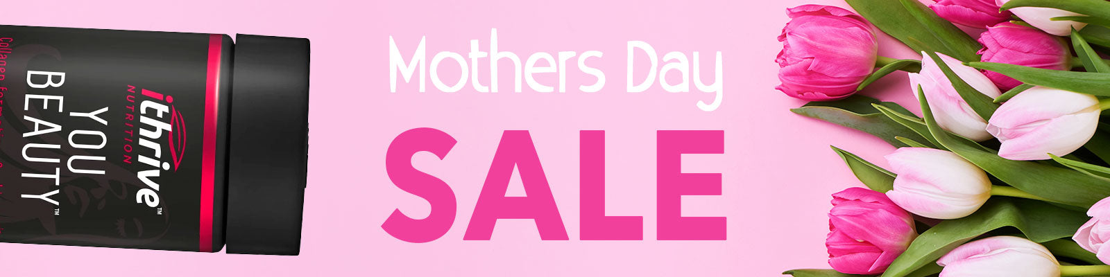 iThrive Mothers Day sale