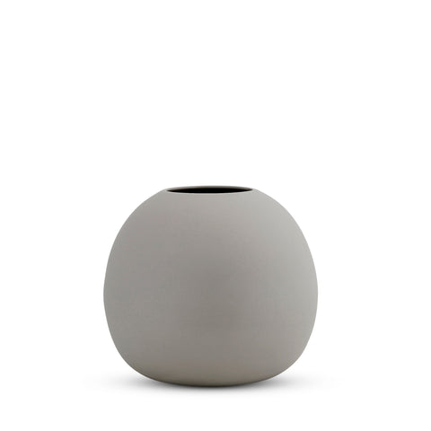 Cloud Bubble Vase Dove Grey (L)
