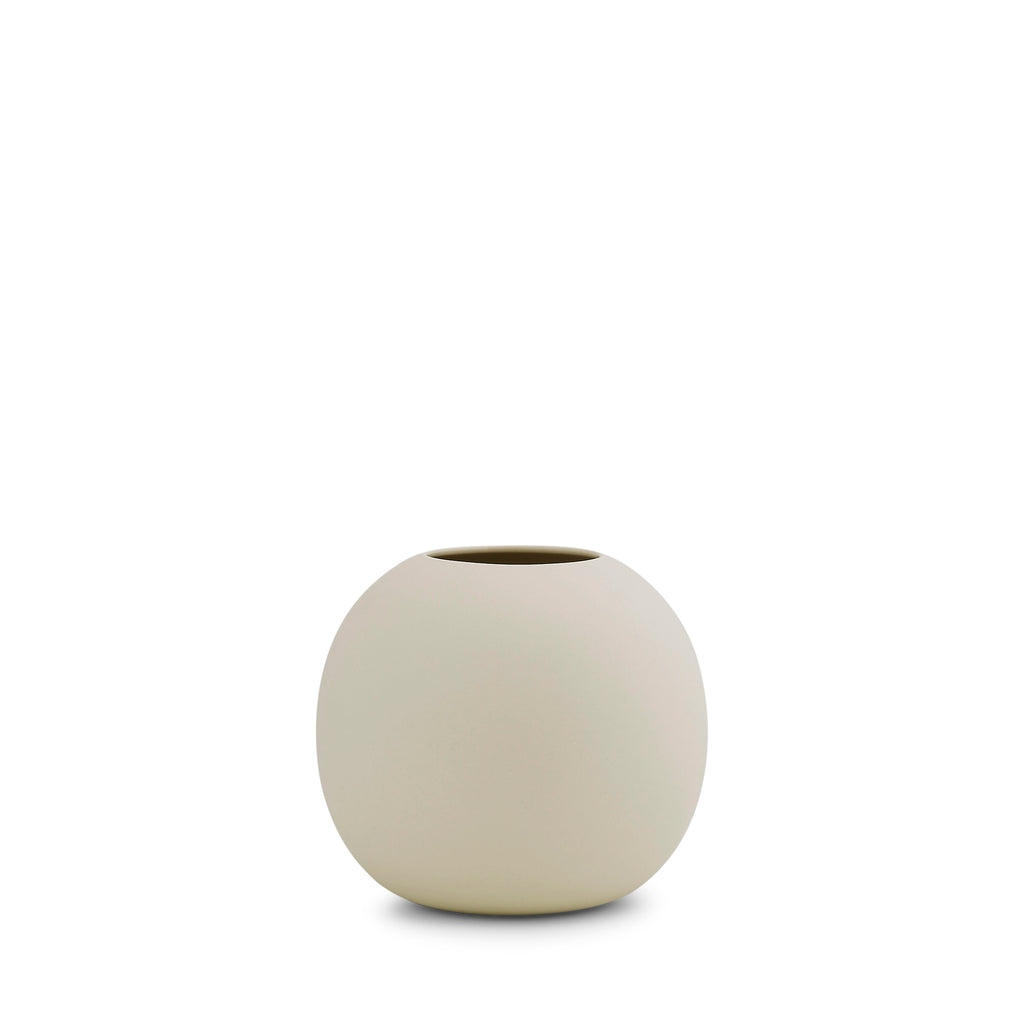 Cloud Bubble Vase Chalk White (M)