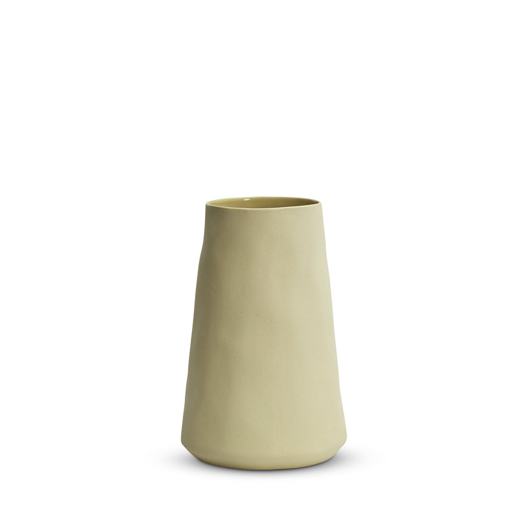 Cloud Tulip Vase Lemon (L)