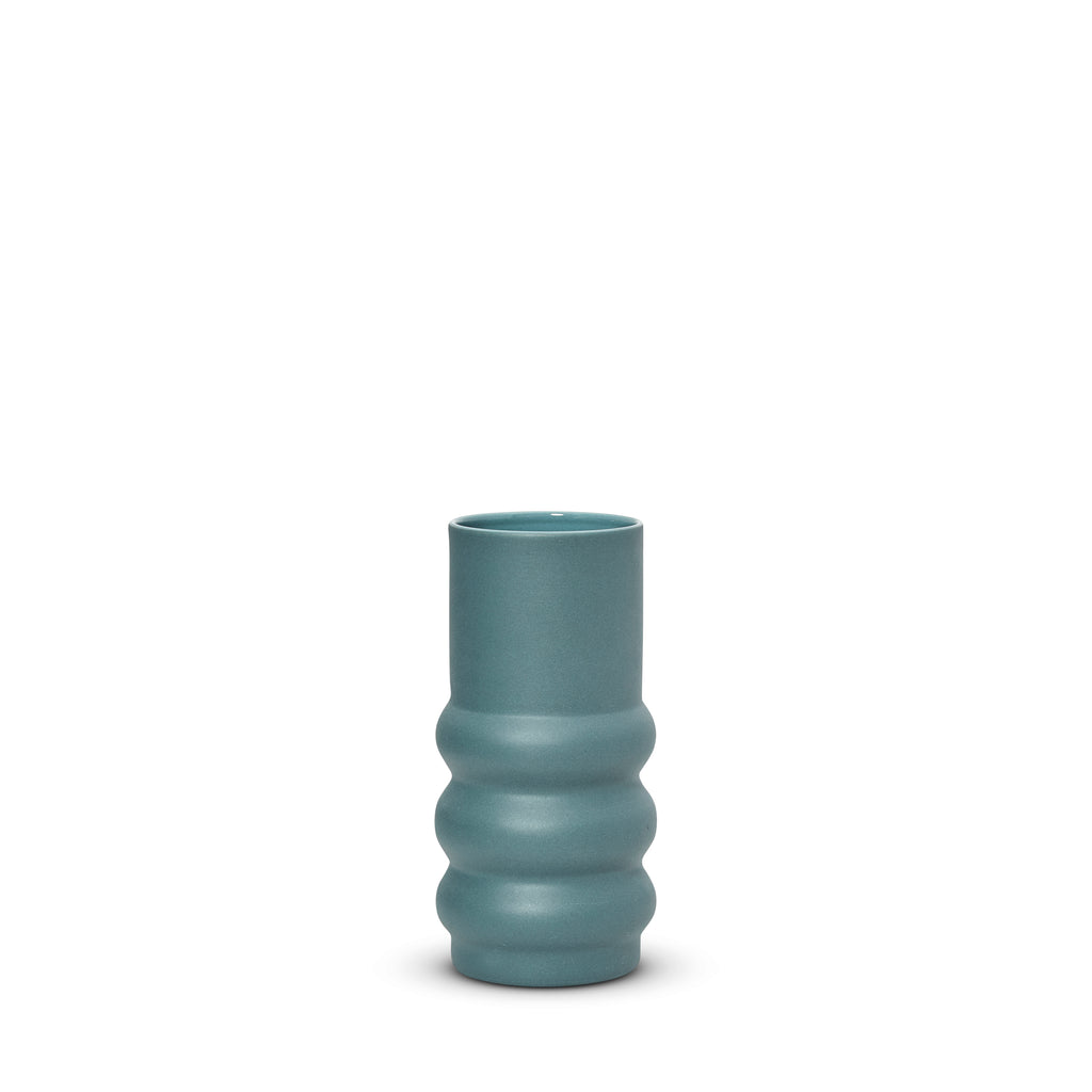 Cloud Haus Vase Steel Blue (S)