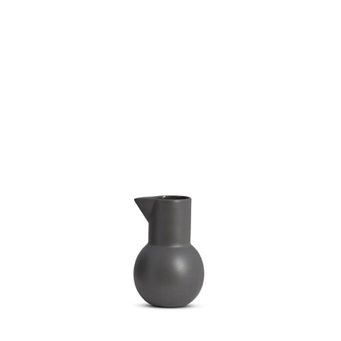 Yala Jug, Small, Charcoal