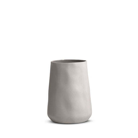 Cloud Tulip Vase Dove (M)