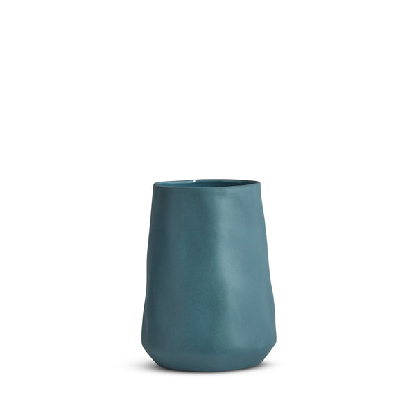 Cloud Tulip Vase Steel (M)