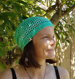 Mint Slouch Beanie