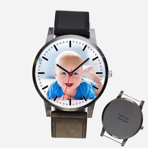 Image of Baby Photo Watch