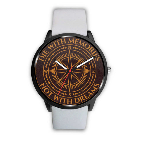 Image of Life Adventurer's Brown Leather Watch