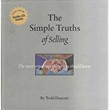 SIMPLE TRUTHS OF SELLING