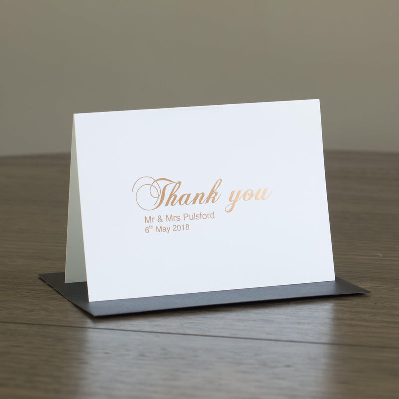 Midnight Dreams - Thank you -  Cards - Adore Paper
