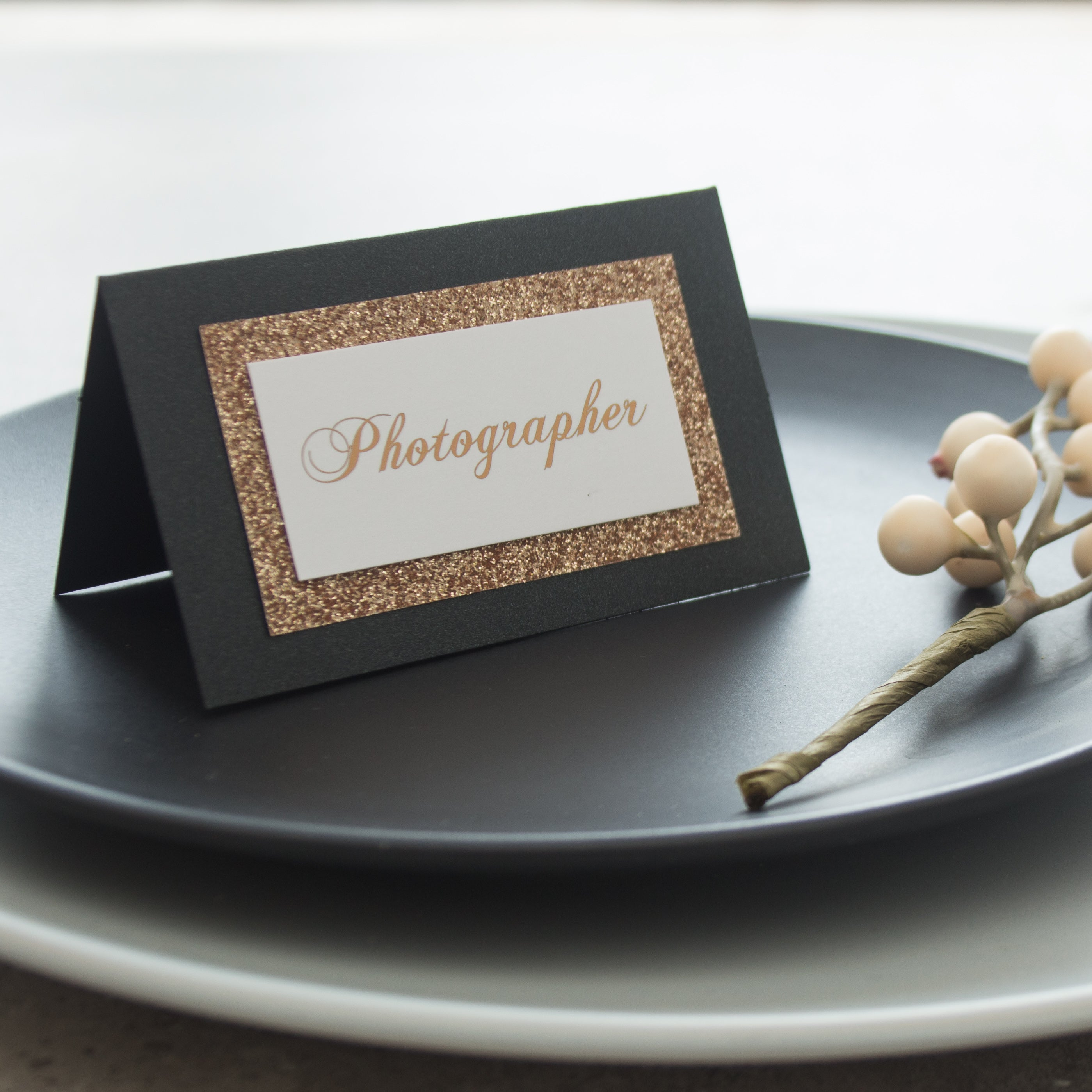 midnight dreams place cards lily s place