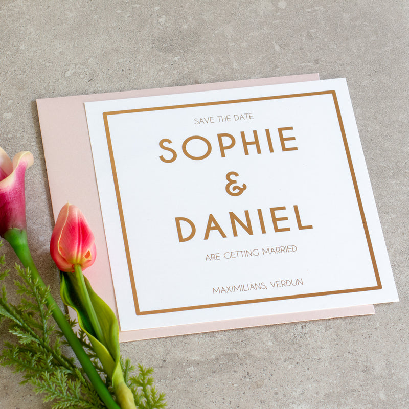 Classic Charm Design - Invitation -  invitations - Adore Paper