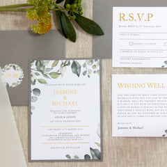 Enchanted - Invitation Suite -  invitations - Adore Paper