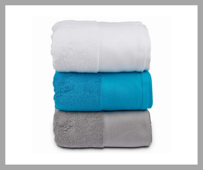 How To Care for your Oversized Bath Towel