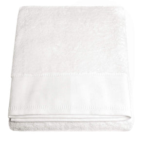 Oversized Bath Towel, white, 40 x 90