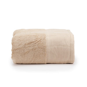 "Nutty Beige -  Jumbo Bath Towel 40"" x 90"""