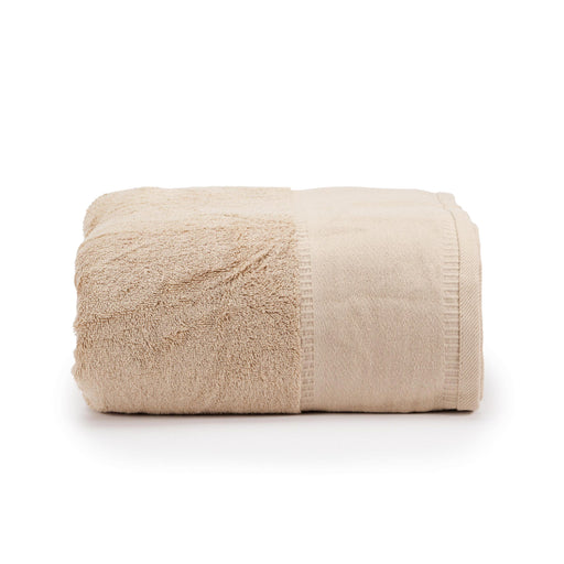 "Nutty Beige - Oversized Bath Towel 40"" x 90"""