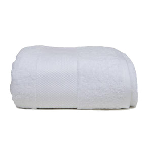 White Towel Oversized 32x90
