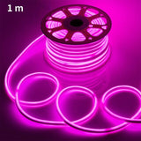DC12V Flexible Rainbow Tube IP65 Waterproof Neon Light Strip Home Advertising Lawn Indoor Outdoor Led Boats Party Sign Decor Bar