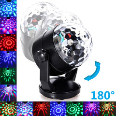 Stage Light Mini LED RGB Lamp Bar Party Decor Stage Lighting