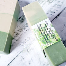 Load image into Gallery viewer, August Allure Bar Soap with Peridot