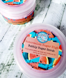Watermelon Sugar High Bubble Scrub