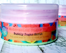 Load image into Gallery viewer, Watermelon Sugar High Bubble Scrub