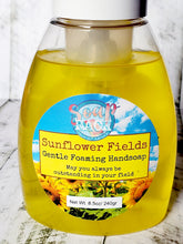 Load image into Gallery viewer, Sunflower Fields Foaming Handsoap