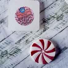 Load image into Gallery viewer, Peppermint Twist Bath Bomb