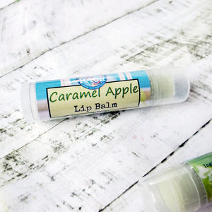 Caramel Apple Lip Balm