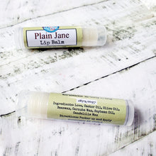 Load image into Gallery viewer, Plain Jane Lip Balm