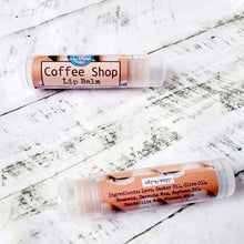 Load image into Gallery viewer, Coffee Shop Lip Balm