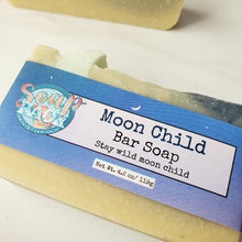 Load image into Gallery viewer, Moon Child Bar Soap