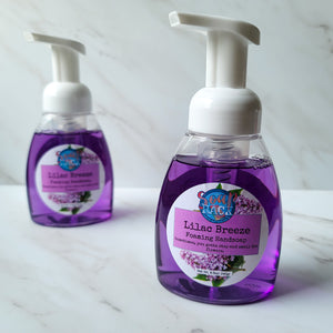 Lilac Breeze Foaming Handsoap
