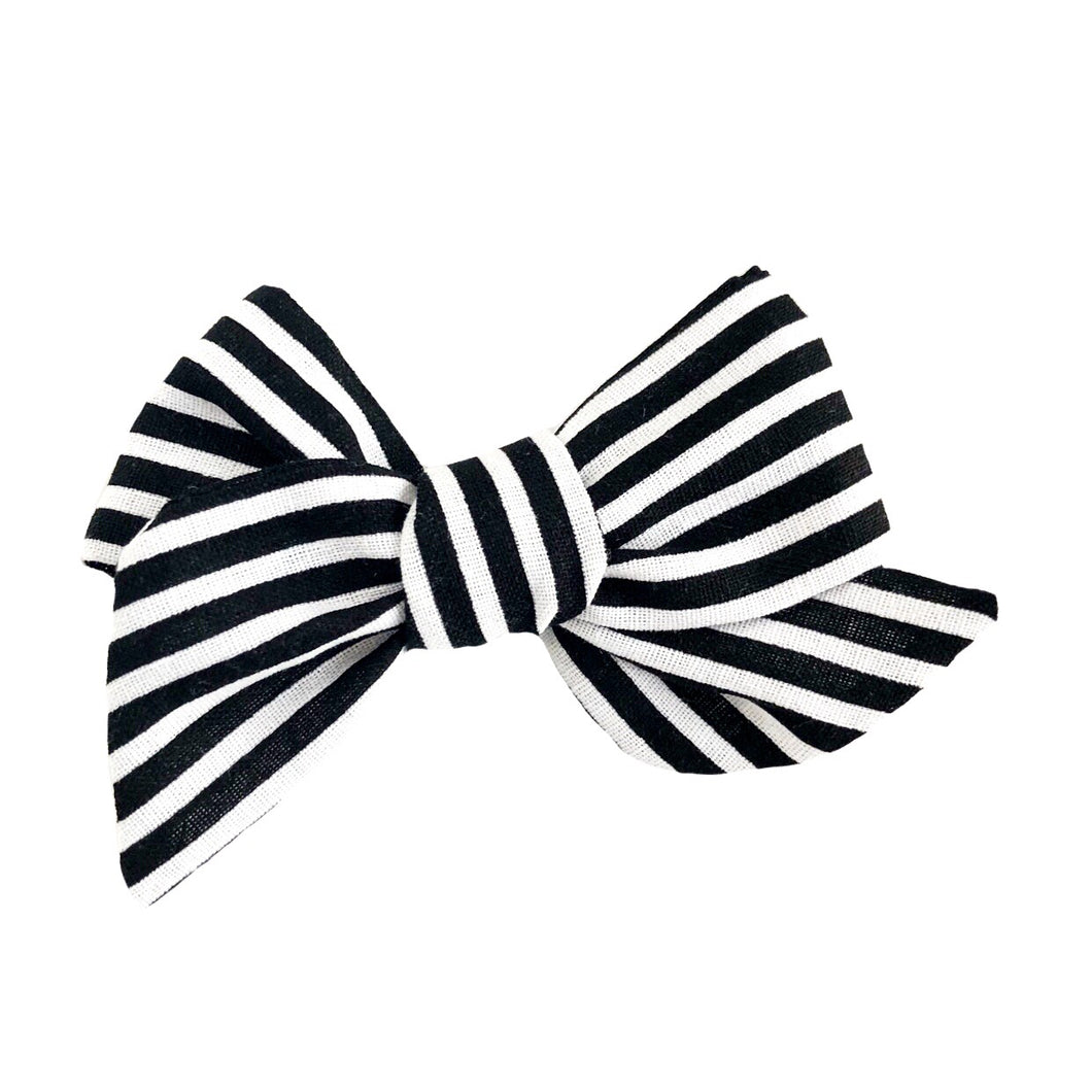 The mini Georgia  ::  Black Stripe
