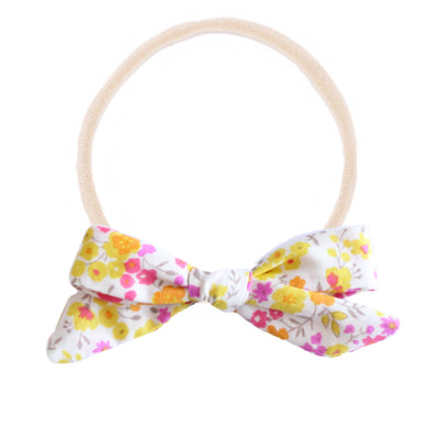 The mini Charlotte  ::  Sunshine Floral