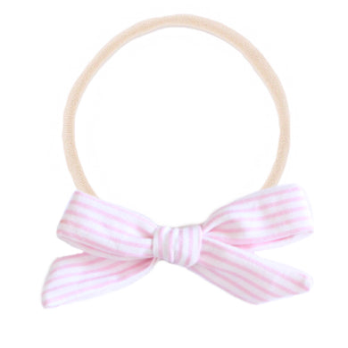 The mini Charlotte  ::  Blush Stripe