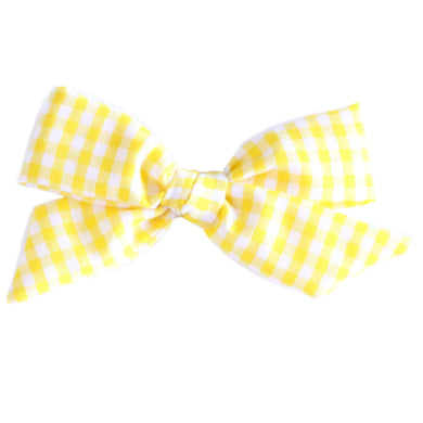 The oversized Charlotte  ::  Yellow Gingham