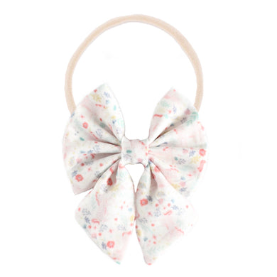 The mini Evie  ::  Unicorn Floral