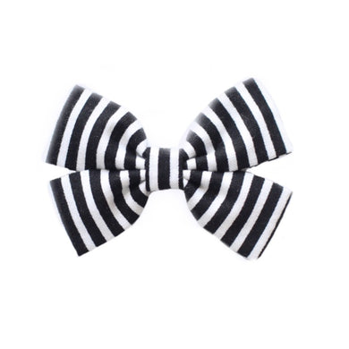 The Elle :: Black Stripe