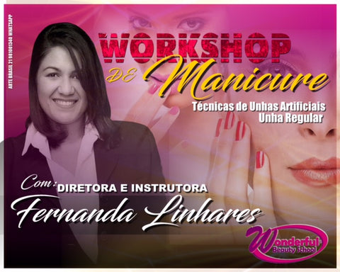 Workshop de Manicure