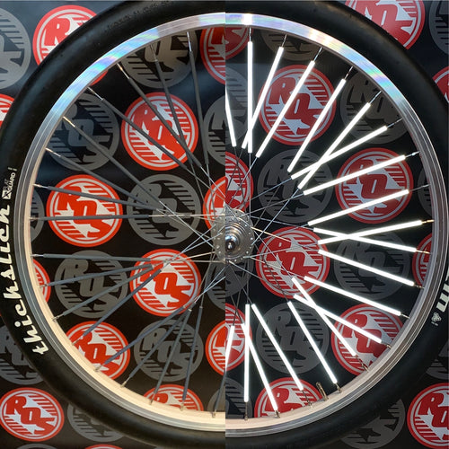 ROS Reflective Spoke Covers